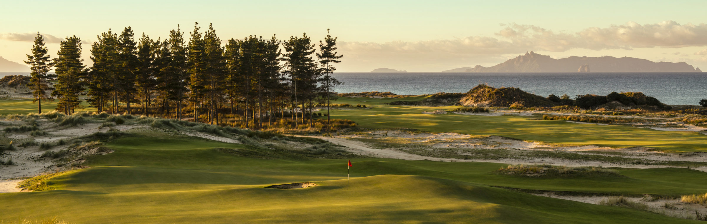 Nz Golf Tours South Island